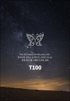 아이돌마스터 밀리언라이브 한국 한정 특전 세트 2  (T100)
