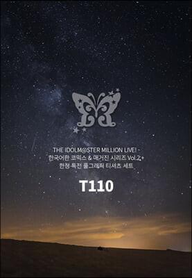 아이돌마스터 밀리언라이브 한국 한정 특전 세트 2  (T110)