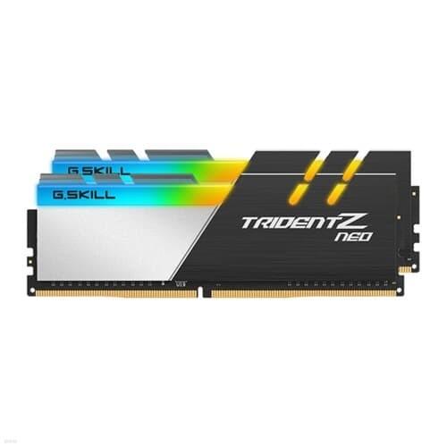 G.SKILL DDR4-3600 CL14TRIDENT Z NEO패키지32G(16Gx2
