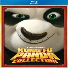 Kung Fu Panda Collection Boxed Set (��Ǫ�Ҵ� �ݷ���) (�ѱ۹��ڸ�)(Blu-ray)