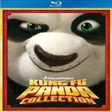 Kung Fu Panda Collection Boxed Set (��Ǫ�Ҵ� �ݷ���) (�ѱ۹��ڸ�)(Blu-ray)