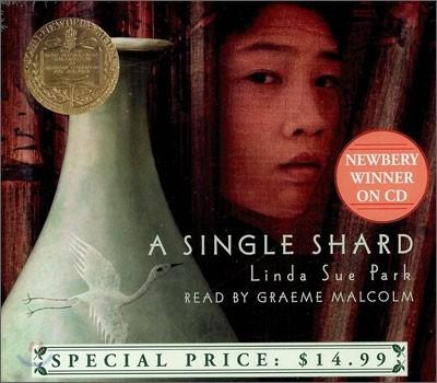 A Single Shard : Audio CD