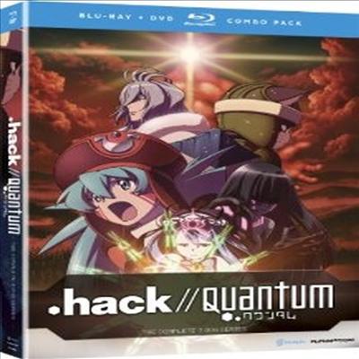 .hack//Quantum: Complete OVA Series (닷핵퀀텀) (한글무자막)(Blu-ray) (2012)