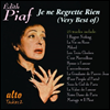 Edith Piaf - Je Ne Regrette Rien (Very Best Of)