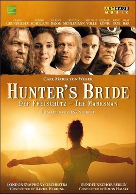 Daniel Harding 사냥꾼의 신부 - 베버 '마탄의 사수'에 의한 오페라 영화 (Hunter's Bride - Weber: Hunter's Bride)