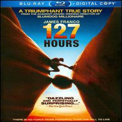 127 Hours (127시간) (한글무자막)(Blu-ray) (2010)