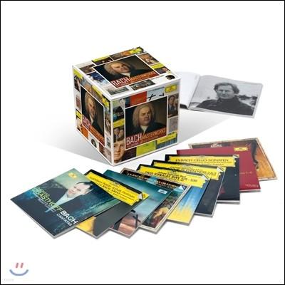 바흐 걸작집 오리지널 재킷 컬렉션 (Bach Masterworks) [50CD 한정반]