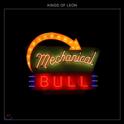 Kings Of Leon - Mechanical Bull (Standard Version)