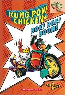 Branches / Kung Pow Chicken #2 Bok! Bok! Boom!
