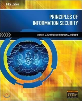 Principles of Information Security, 5/E