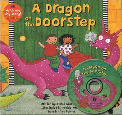 [노부영]A Dragon on the Doorstep