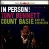 Tony Bennett With Count Basie & His Orchestra - In Person!