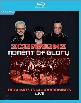 Scorpions - Moment Of Glory: Berliner Philharmoniker Live 스콜피언스 & 베를린 필하모닉 오케스트라