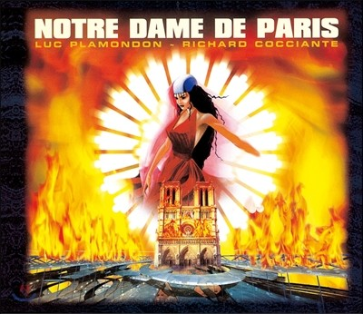 뮤지컬 노트르담 드 파리 (Notre Dame de Paris: Live Palais Des Congres De Paris - Complete Version)