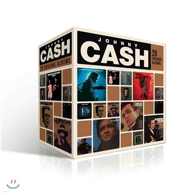 The Perfect Johnny Cash Collection (퍼펙트 자니 캐쉬 컬렉션)