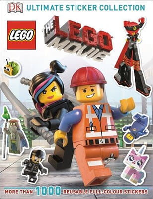 LEGO Movie Ultimate Sticker Collection