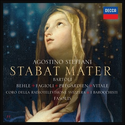 Cecilia Bartoli 스테파니 : 슬픔의 성모 (Steffani : Stabat Mater) 체칠리아 바르톨리