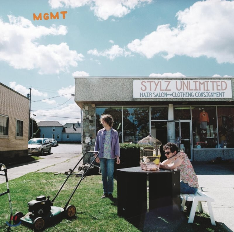 MGMT - 3집 MGMT