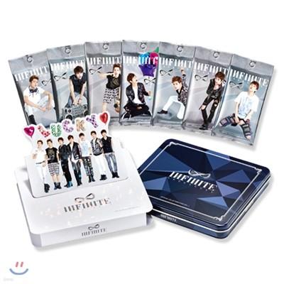 인피니트 오피셜 컬렉션카드 Vol.1 [한정판]