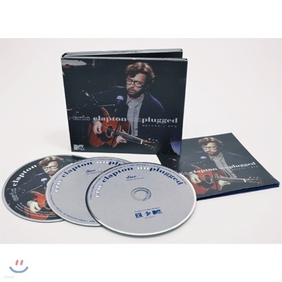 Eric Clapton - Unplugged (2CD+DVD Deluxe Version)