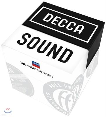 The Decca Sound (데카 사운드 2 : 아날로그 시대 54CD 한정반)