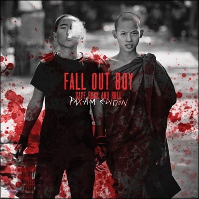 Fall Out Boy - Save Rock And Roll (Pax Am Edition)