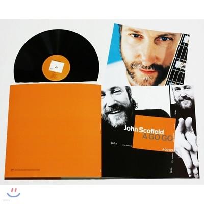 John Scofield (존 스코필드) - A Go Go [LP]
