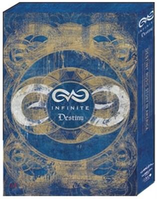 인피니트 Infinite Destiny In America DVD