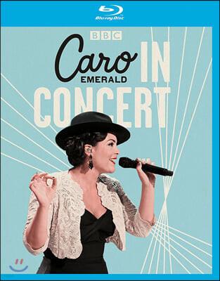 Caro Emerald (카로 에메랄드) - In Concert [블루레이]