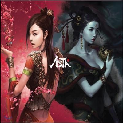 게임 아스타 (ASTA) OST [일반반] (Music by 양방언)