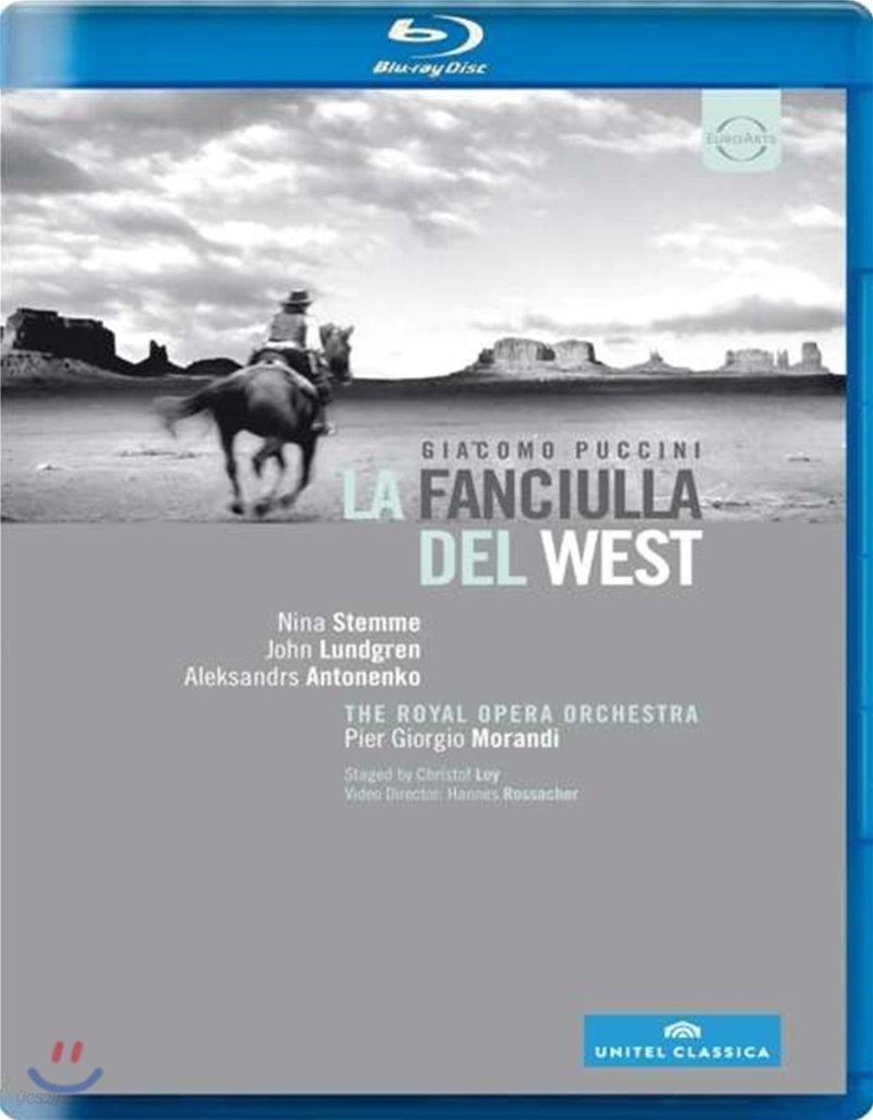 Nina Stemme / Pier Giorgio Morandi 푸치니 : 서부의 아가씨 (Puccini: La fanciulla del West)