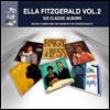 Ella Fitzgerald - 6 Classic Albums Vol.2 (Remastered)(4CD Boxset)