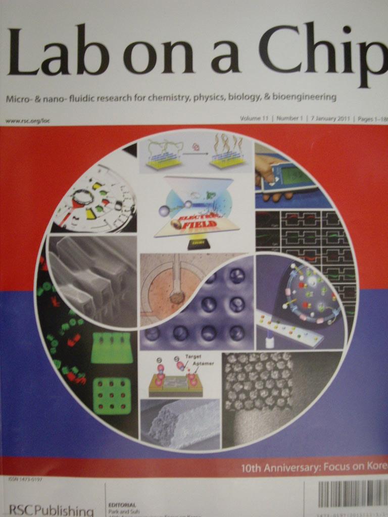 Lab on a Chip (LAB CHIP) - 10th Anniversary : Focus on Korea