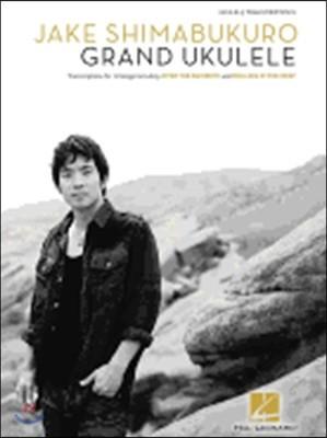 Jake Shimabukuro Grand Ukulele