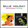 Billie Holiday - Music For Torching/Velvet Mood (Remastered)(Bonus Tracks)(2 On 1CD)
