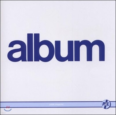 Public Image Limited - Album