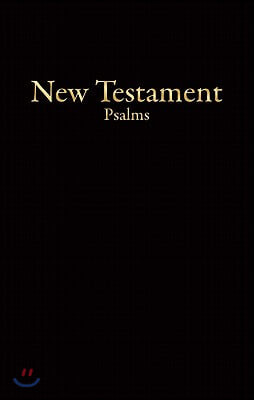 Economy New Testament with Psalms-KJV
