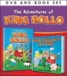King Rollo DVD/Book Gift Set