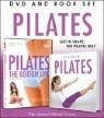Pilates DVD/Book Gift Set