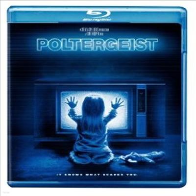 Poltergeist (폴터가이스트) (Blu-ray) (1982)