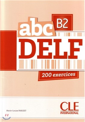 ABC Delf B2 (+ Corriges, CD MP3)