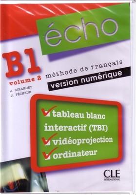 Echo B1 Volume 2. Version numerique (1DVD-Rom)
