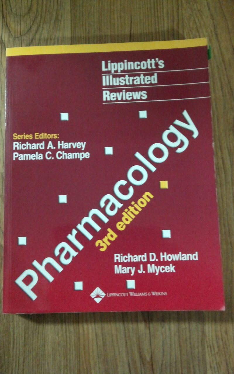 PHARMACOLOGY-3 R DEDITION (Lippincott's Illustrated Reviews)