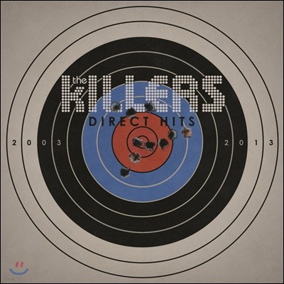 The Killers - Direct Hits (Standard Edition)