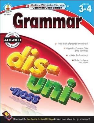 Grammar, Grades 3-4