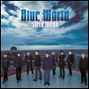 �����ִϾ� (SuperJunior) - Blue World (CD+DVD)