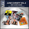 June Christy - 8 Classic Albums Vol.2 (Remastered)(4CD Boxset)