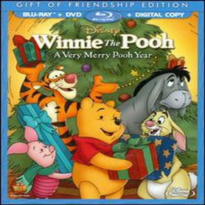 Winnie the Pooh: A Very Merry Pooh Year (곰돌이 푸 - 즐거운 크리스마스! 신나는 새해!) (한글무자막)(Blu-ray) (2002)