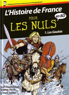 L'histoire de France pour les nuls en BD. T1 Les Gaulois