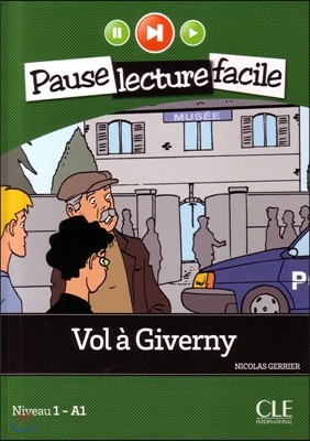 Vol a Giverny (+CD)